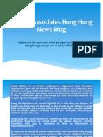 Bradley Associates Hong Hong News Blog