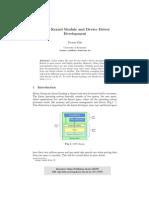 Studienarb-Linux Kernel Dev