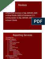 Curs Accelerat SQL Server 2005 & Visual Studio 2005