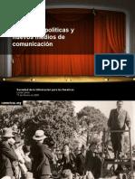 Presentacion Politica y Nuevos Medios por Lucas Lanza