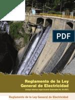 2.2 Reglamento de La Ley General de Electricidad
