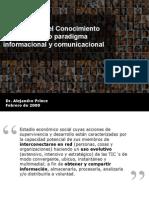 Sociedad de la Informacion y Mercado TI en Argentina - Alejandro Prince