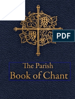 The Parish Book of Chant, 2nd Edition