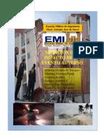 Evaluacion de Impactos de Eventos Adversos