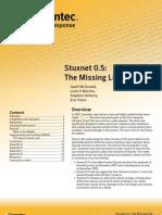 Stuxnet 0.5
