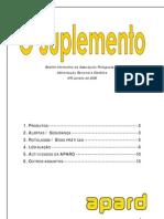 Boletim informativo da Associação Portuguesa de Alimentação Racional e Dietética