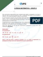 Matematica Grupo 2