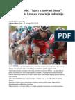 Duci Simonović - Sport u mocvari droge