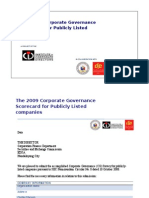 2009 Response Form