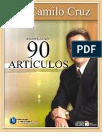 Recopilación 90 Artículos Camilo Cruz