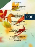 As Palavras - Poesia