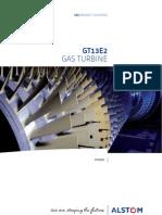 Gt13e2 Gas Turbine