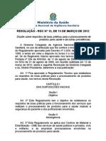 RDC 15 - 2012 CME