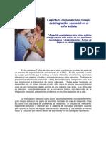 La Pintura Corporal Como Terapia de Integracion Sensorial en El Nino Autista