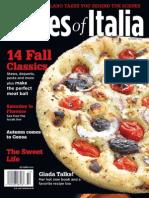 Tastes of Italia October 2012