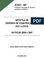Apostila Dcci-Autocad 2006e2007