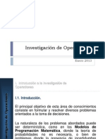 001 Investigacion de Operaciones