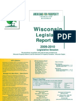 2009-2010 AFP Wisconsin Report Card