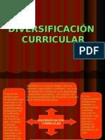 DiversificaciÓn Curricular