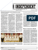 Faith Independent, February 27, 2013