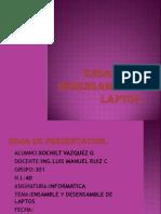 ensambleydesensambledelaptop-120103090709-phpapp01.pptx