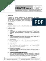 5.63 Identificación de Peligros y Evaluación de Riesgos