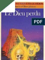dragon d'or 2 - Le Dieu Perdu