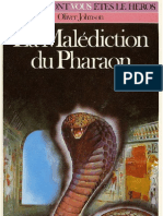 dragon d'or 4 - La Malédiction du Pharaon