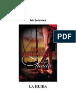 Iris Johansen - La Huida.pdf