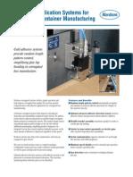 Corrugated Controls Data Sheet