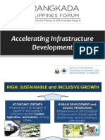 Accelerating Infrastructure Development