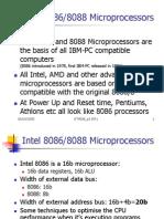 8086 8088 Microprocessor