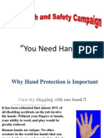 Hand Safety Campagn12