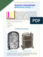 Compressori Frigoriferi Compressore Scroll