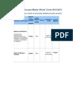 Tabla Precios P-blicos Posgrado 2012-2013.pdf