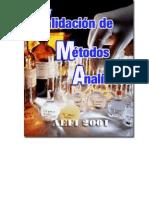 47159911 Validacion Metodos Analiticos AEFI