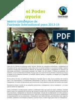 SP Liberar El Poder de La Mayoria-Strategic Framework Final