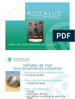 4Hidroterapia de Colon Biosalud