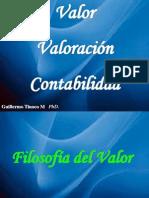 Udo Metabolismo Valoracion
