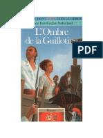 Histoire 1 - L'Ombre de La Guillotine