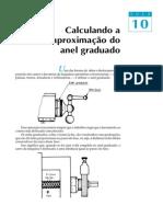 Calculando a proximação do anel graduado