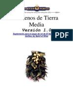 Venenos de Tierra Media