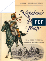 Osprey, Men-At-Arms #045 Napoleon's Polish Troops (1974) BM OCR 8.00