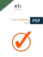 Conexia_Beneficios