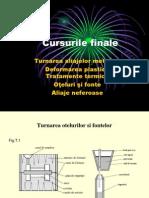 Curs Finale IE- 2012