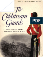 Osprey, Men-At-Arms #049 the Coldstream Guards (1971) OCR 8.12