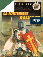 La Saga Du Pretre Jean 01 - La Forteresse D'Alamuth