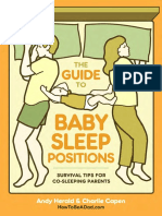 The Guide to Baby Sleep Positions by Andy Herald and Charlie Capen