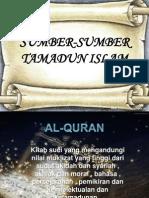 Ctu151 - SUMBER TAMADUN ISLAM