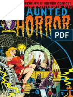 Haunted Horror #3 Preview